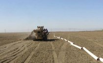 Grassland Basin Drainers Tile Drain Installation